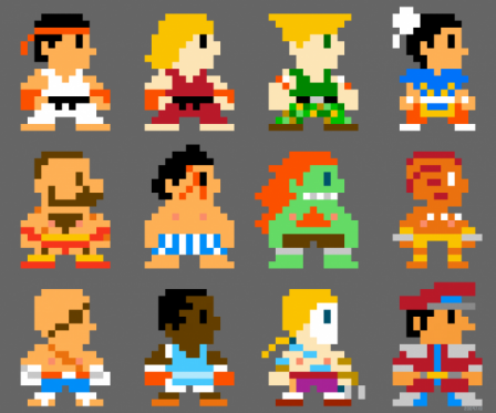 super-street-fighter-bros-8bit-by-torokun