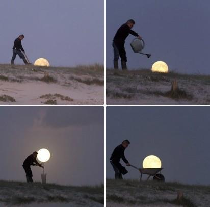 Make that moon.