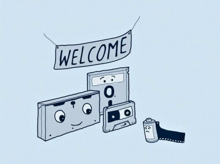 Welcome to film.