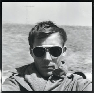 Hunter S. Thompson, circa 1960